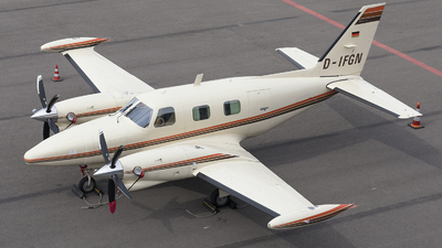 D-IFGN - Piper PA-31T Cheyenne II - Private