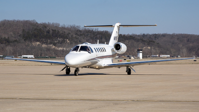 N810PF - Cessna 525 Citationjet CJ2+ - Private