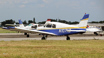 N107ND - Piper PA-28-161 Cadet - Private