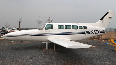 N957EA - Cessna 402B - Private