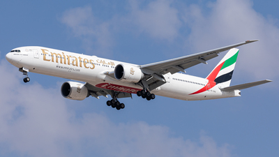 A6-ENQ - Boeing 777-31HER - Emirates