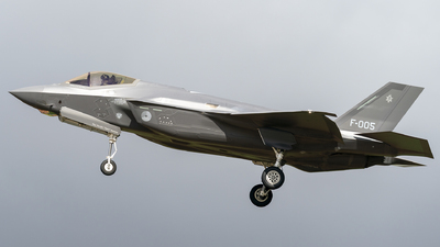 F-005 - Lockheed Martin F-35A Lightning II - Netherlands - Royal Air Force