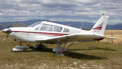 ZK-LYC - Piper PA-28-235 Cherokee Pathfinder - Private