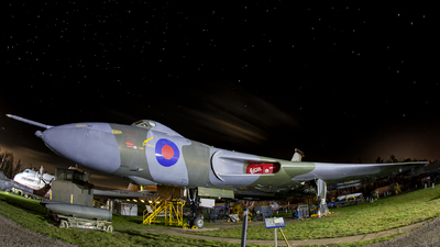 XM575 - Avro 698 Vulcan B.2 - United Kingdom - Royal Air Force (RAF)