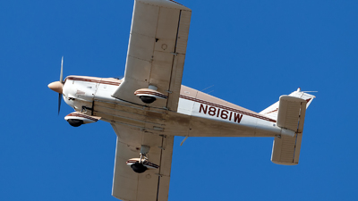 N8161W - Piper PA-28-180 Cherokee C - Private