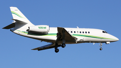 N301AF  - Dassault Falcon 2000 - Private
