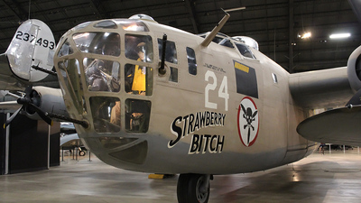 42-72843 - Consolidated B-24D Liberator - United States - US Army Air Force (USAAF)