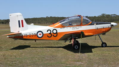 VH-WCT - New Zealand Aerospace CT-4A Airtrainer - Private