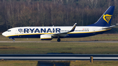 9H-QEH - Boeing 737-8AS - Malta Air (Ryanair)