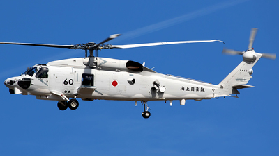 8460 - Mitsubishi SH-60K - Japan - Maritime Self Defence Force (JMSDF)
