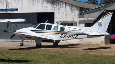 CX-PGZ - Beechcraft 58 Baron - Private