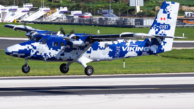 C-GVKI - Viking DHC-6-400 Twin Otter - Viking Aircraft