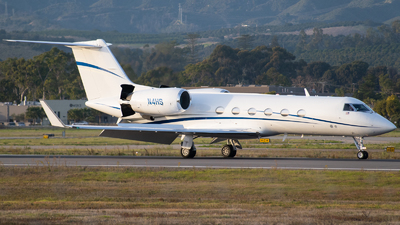 N4HS - Gulfstream G-IV(SP) - Private