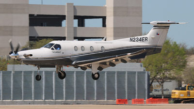 N234ER - Pilatus PC-12/47E - Private