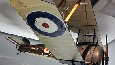 N6812 - Sopwith Camel 2F.1 - United Kingdom - Royal Navy