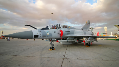 701 - Dassault Mirage 2000-9 - United Arab Emirates - Air Force