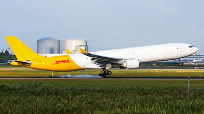 EI-HEB - Airbus A330-322P2F - Air Hong Kong (ASL Airlines)
