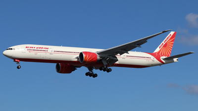 VT-ALT - Boeing 777-337ER - Air India