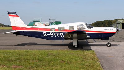 G-BYFR - Piper PA-32R-301 Saratoga II HP - Private