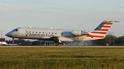 N218PS - Bombardier CRJ-200ER - American Eagle (PSA Airlines)