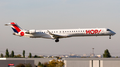 F-HMLF - Bombardier CRJ-1000 - HOP! for Air France