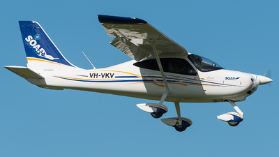 VH-VKV - Tecnam P2008 - Soar Aviation