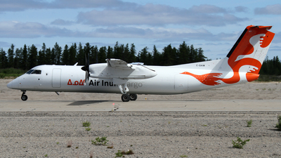 C-GAIW - Bombardier Dash 8-311 - Air Inuit