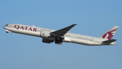 A7-BAP - Boeing 777-3DZER - Qatar Airways