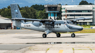 C-GLVA - Viking DHC-6-400 Twin Otter - Guatemala - Air Force