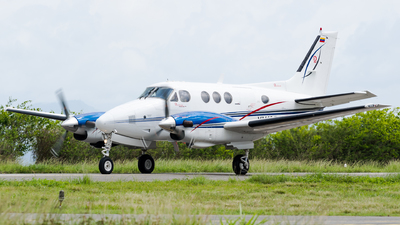 YV1054 - Beechcraft C90 King Air - Private