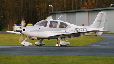 N747TG - Cirrus SR22 - Private