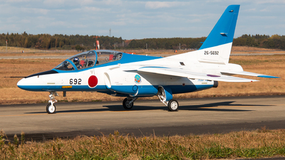 26-5692 - Kawasaki T-4 - Japan - Air Self Defence Force (JASDF)