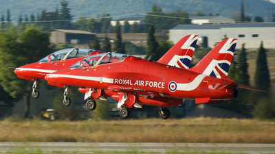 XX310 - British Aerospace Hawk T.1A - United Kingdom - Royal Air Force (RAF)