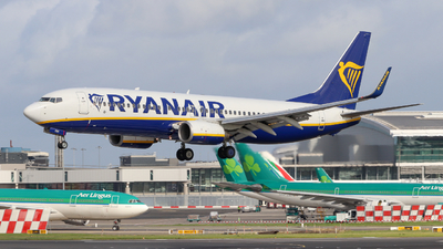 EI-EBD - Boeing 737-8AS - Ryanair
