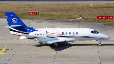 F-HATV - Cessna Citation Latitude - Private