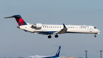 N313PQ - Bombardier CRJ-900LR - Delta Connection (Endeavor Air)