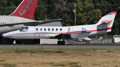 N155PT - Cessna 560XL Citation Excel - Private