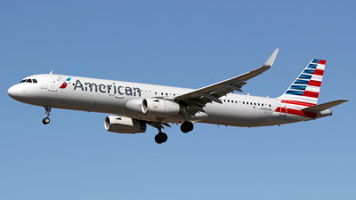 N986AN - Airbus A321-231 - American Airlines