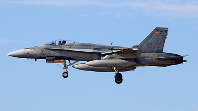188751 - McDonnell Douglas CF-188 Hornet - Canada - Royal Canadian Air Force (RCAF)