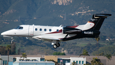 N43RC - Embraer 505 Phenom 300 - Private