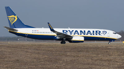 9H-QEP - Boeing 737-8AS - Malta Air (Ryanair)