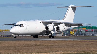 G-JOTF - British Aerospace BAe 146-300(QT) - Jota Aviation