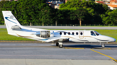 PP-NEH - Cessna 550 Citation II - Private