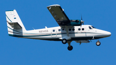 N814SS - Viking DHC-6-400 Twin Otter - Private