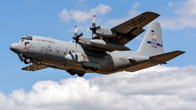 88-4406 - Lockheed C-130H Hercules - United States - US Air Force (USAF)