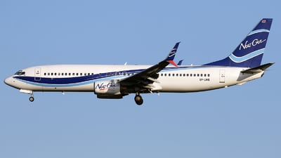 SP-LWE - Boeing 737-8Q8 - LOT Polish Airlines