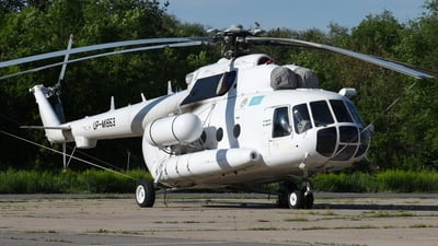 UP-MI863 - Mil Mi-8AMT Hip - Kazakhstan - Government