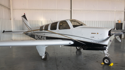 N6254N - Beechcraft A36 Bonanza - Private
