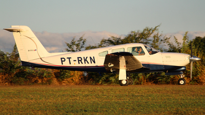PT-RKN - Embraer EMB-711ST Corisco II Turbo - Private