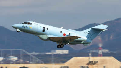 82-3007 - Raytheon U-125A - Japan - Air Self Defence Force (JASDF)